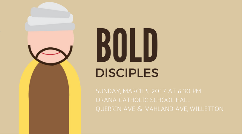 Bold Disciples